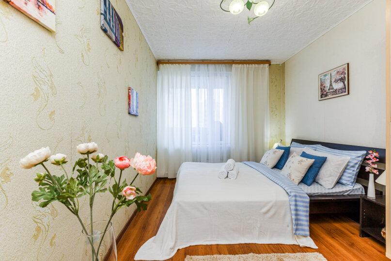 2-комн. квартира, 50 кв.м. на 8 человек, Россошанская улица, 3к1А, Москва - Фотография 2