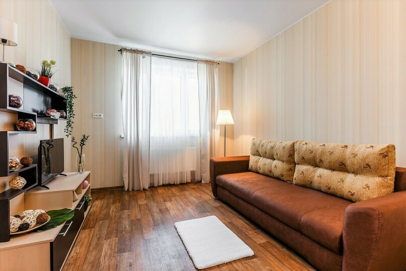 1-комн. квартира, 42 кв.м. на 5 человек, улица Академика Янгеля, 2, Москва - Фотография 1