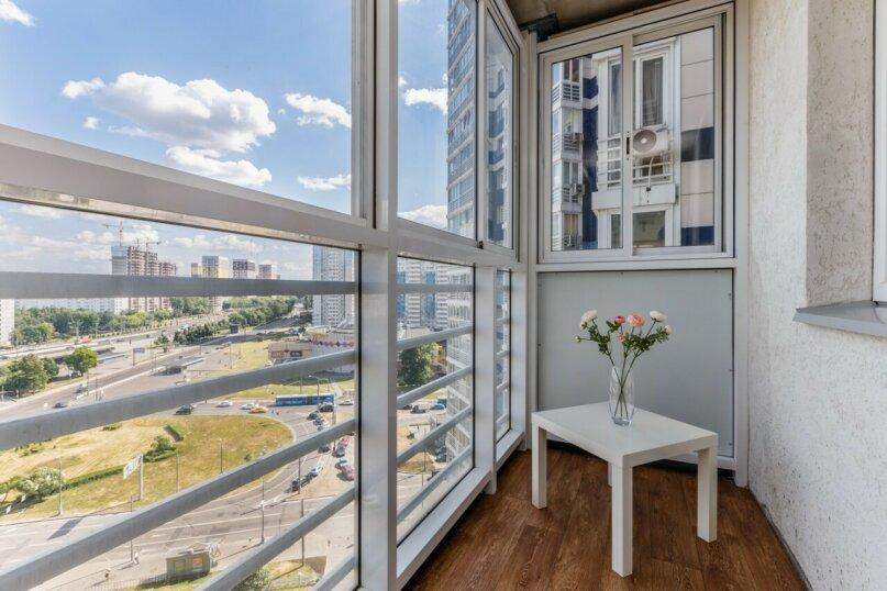 1-комн. квартира, 42 кв.м. на 5 человек, улица Академика Янгеля, 2, Москва - Фотография 5