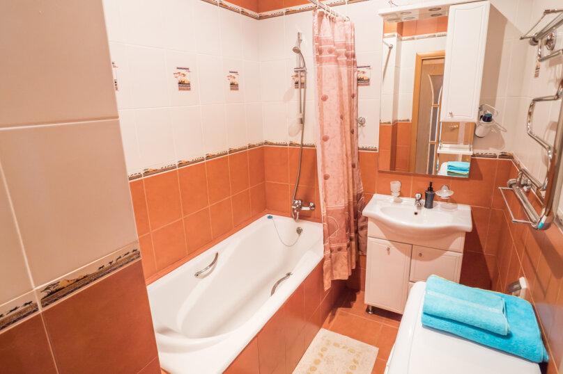 1-комн. квартира, 46 кв.м. на 3 человека, улица Асафьева, 5к1, Санкт-Петербург - Фотография 7