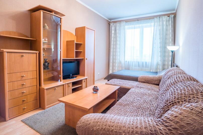 1-комн. квартира, 46 кв.м. на 3 человека, улица Асафьева, 5к1, Санкт-Петербург - Фотография 11