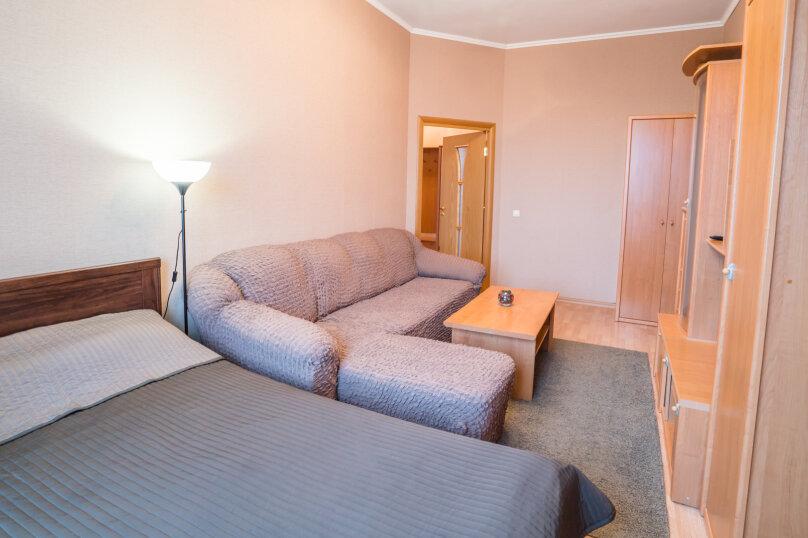 1-комн. квартира, 46 кв.м. на 3 человека, улица Асафьева, 5к1, Санкт-Петербург - Фотография 12