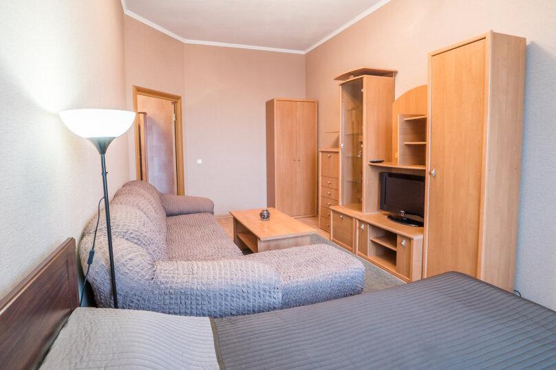 1-комн. квартира, 46 кв.м. на 3 человека, улица Асафьева, 5к1, Санкт-Петербург - Фотография 13