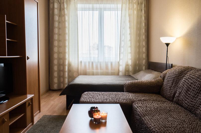 1-комн. квартира, 46 кв.м. на 3 человека, улица Асафьева, 5к1, Санкт-Петербург - Фотография 17