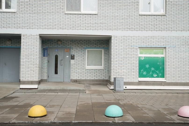1-комн. квартира, 46 кв.м. на 3 человека, улица Асафьева, 5к1, Санкт-Петербург - Фотография 20