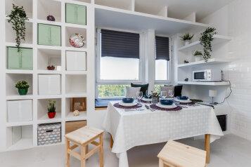 1-комн. квартира, 40 кв.м. на 2 человека, Варшавское шоссе, 141к12, Москва - Фотография 1