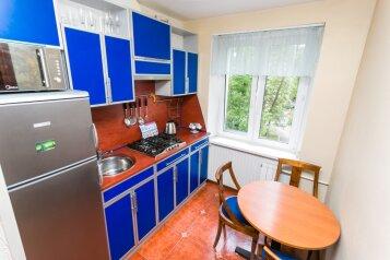 2-комн. квартира, 36 кв.м. на 4 человека, переулок Огородная Слобода, 10, Москва - Фотография 1