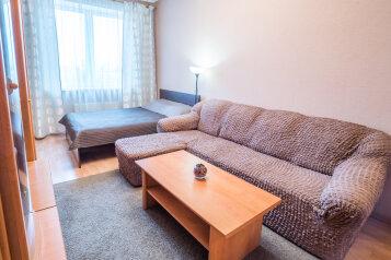 1-комн. квартира, 46 кв.м. на 3 человека, улица Асафьева, 5к1, Санкт-Петербург - Фотография 1