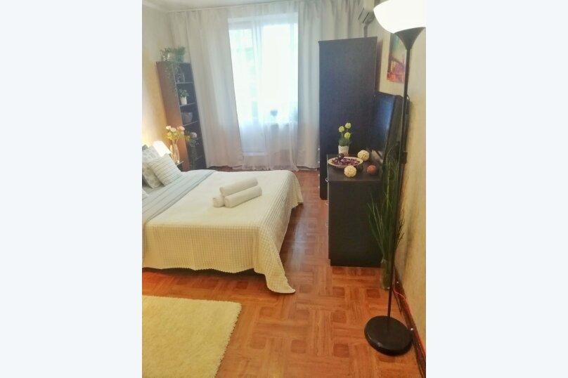 1-комн. квартира, 40 кв.м. на 4 человека, Каширское шоссе, 112к1, Москва - Фотография 4