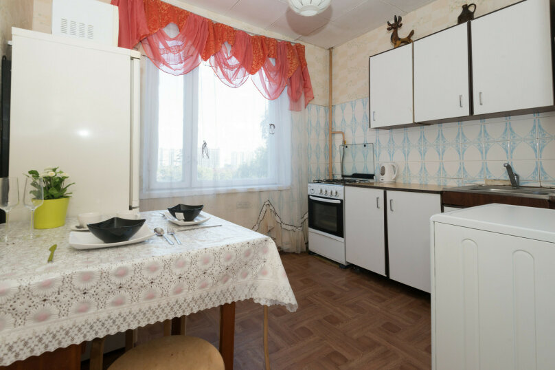 1-комн. квартира, 40 кв.м. на 4 человека, Каширское шоссе, 112к1, Москва - Фотография 10