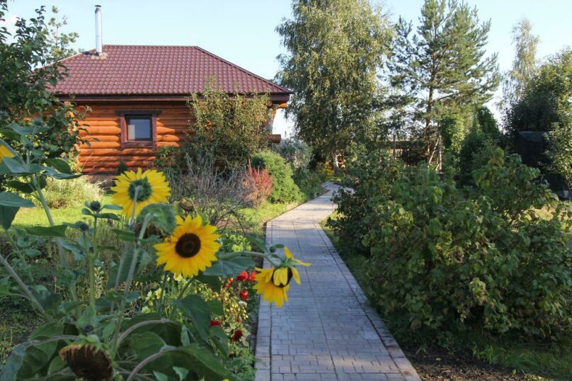 Дом, 200 кв.м. на 15 человек, 5 спален, деревня Песочное, Центральная, 67, Суздаль - Фотография 9