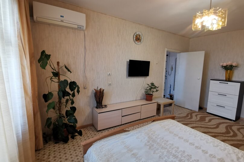 1-комн. квартира, 35 кв.м. на 4 человека, улица 8-й Воздушной Армии, 38, Волгоград - Фотография 4
