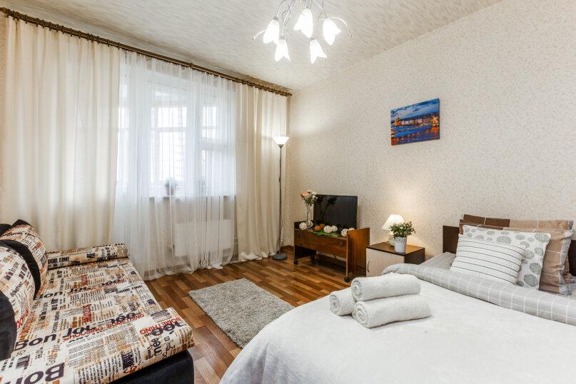 1-комн. квартира, 42 кв.м. на 6 человек, улица Грина, 34к1, Москва - Фотография 3
