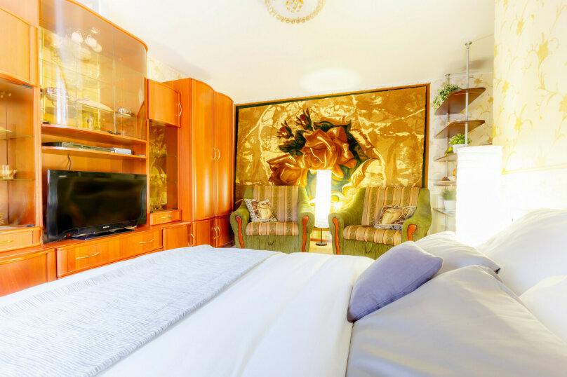 2-комн. квартира, 55 кв.м. на 8 человек, Домодедовская улица, 22к1, Москва - Фотография 3