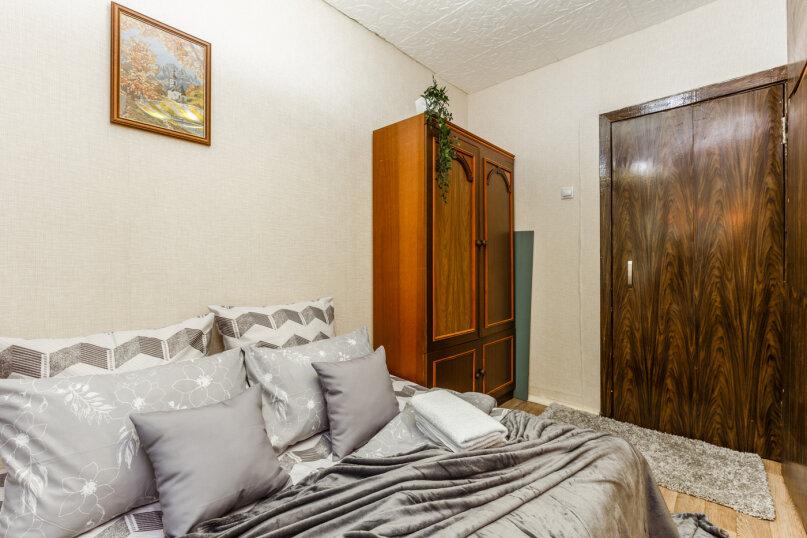 2-комн. квартира, 50 кв.м. на 6 человек, Заводской проезд, 20, Москва - Фотография 4