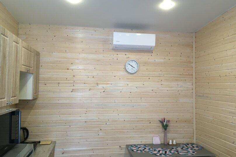 1-комн. квартира, 21 кв.м. на 4 человека, 1-й Академический переулок, 9, Севастополь - Фотография 10