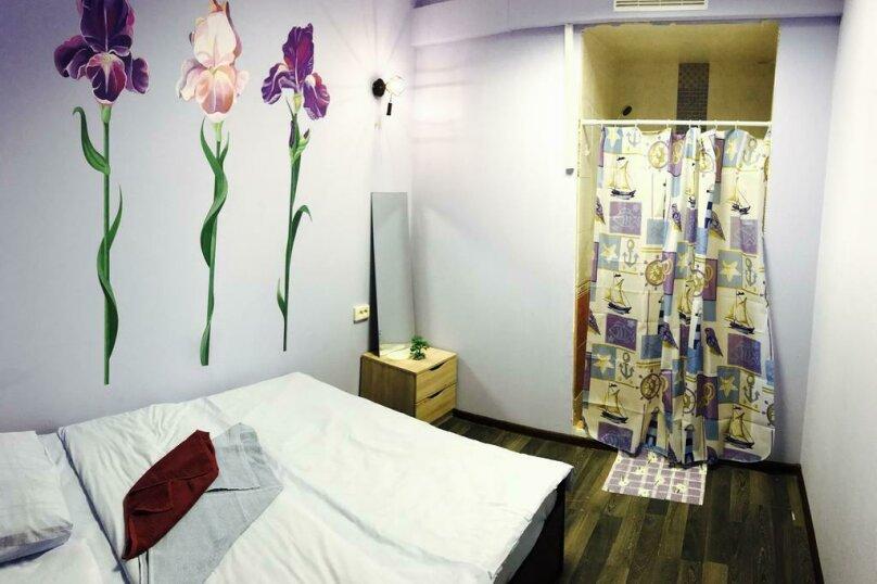 Двухместный номер с общим туалетом, Гагаринский переулок, 28, Москва - Фотография 1