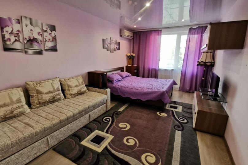 1-комн. квартира, 40 кв.м. на 4 человека, улица 8-й Воздушной Армии, 14, Волгоград - Фотография 8