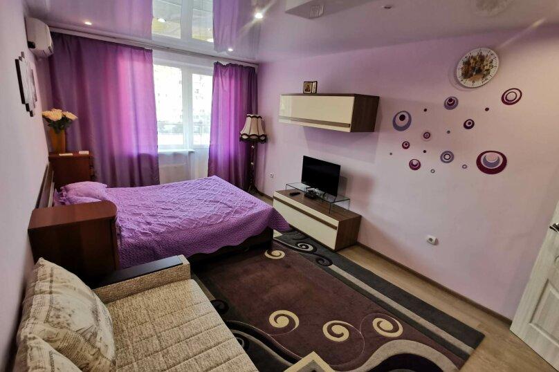 1-комн. квартира, 40 кв.м. на 4 человека, улица 8-й Воздушной Армии, 14, Волгоград - Фотография 9