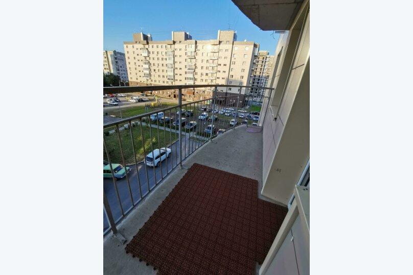 1-комн. квартира, 40 кв.м. на 4 человека, улица 8-й Воздушной Армии, 14, Волгоград - Фотография 14