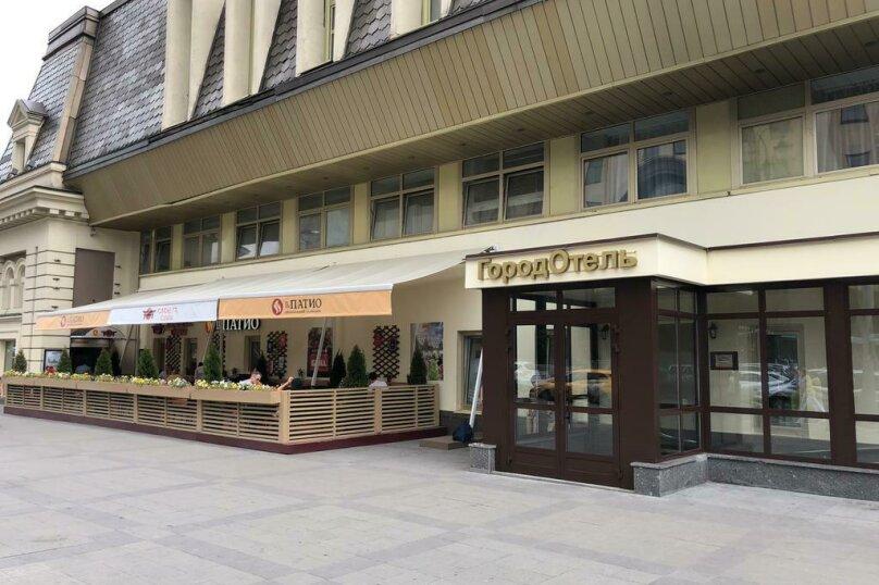 """Отель """"New City Inn"""", Павелецкая площадь, 1Ас1 на 55 номеров - Фотография 1"""