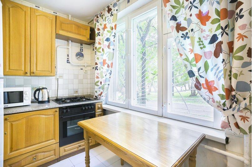 2-комн. квартира, 44 кв.м. на 4 человека, улица Трёхгорный Вал, 3, Москва - Фотография 1