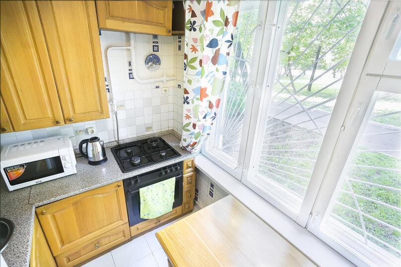 2-комн. квартира, 44 кв.м. на 4 человека, улица Трёхгорный Вал, 3, Москва - Фотография 2