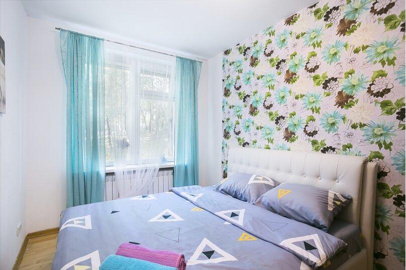2-комн. квартира, 44 кв.м. на 4 человека, улица Трёхгорный Вал, 3, Москва - Фотография 3