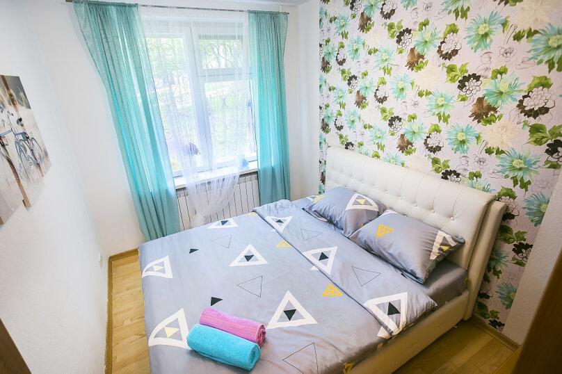 2-комн. квартира, 44 кв.м. на 4 человека, улица Трёхгорный Вал, 3, Москва - Фотография 4