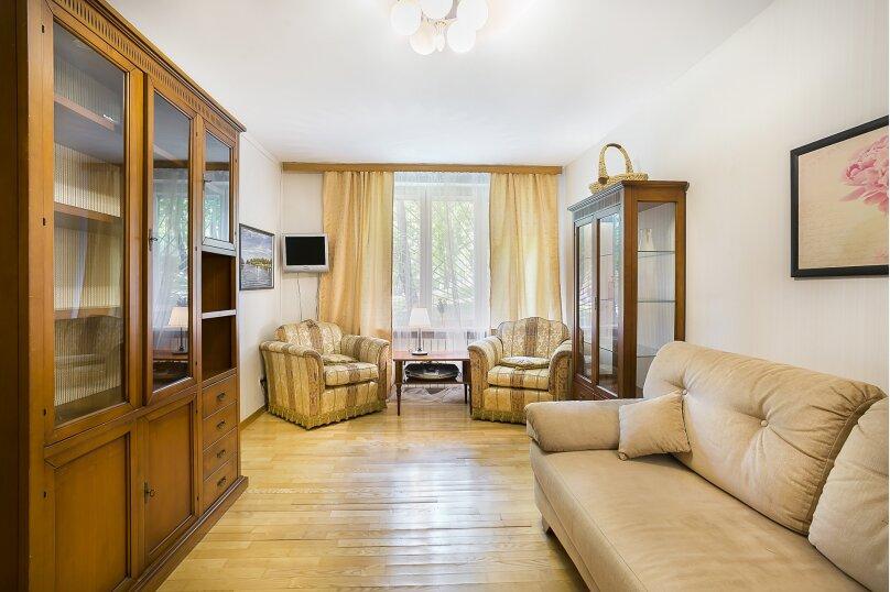 2-комн. квартира, 44 кв.м. на 4 человека, улица Трёхгорный Вал, 3, Москва - Фотография 7