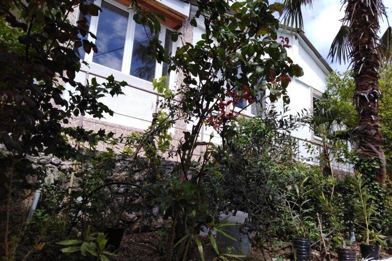 Частный дом в Крыму, Гурзуф 1-я половинка, 50 кв.м. на 4 человека, 2 спальни, Пролетарская, 19, Гурзуф - Фотография 5