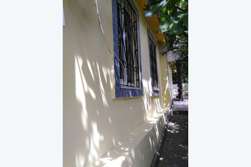 Главный дом 2-я половина, 60 кв.м. на 5 человек, 2 спальни, Пролетарская улица, 19, Гурзуф - Фотография 14