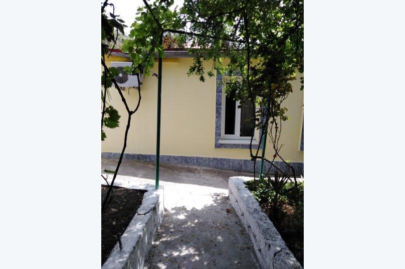 Главный дом 2-я половина, 60 кв.м. на 5 человек, 2 спальни, Пролетарская улица, 19, Гурзуф - Фотография 19