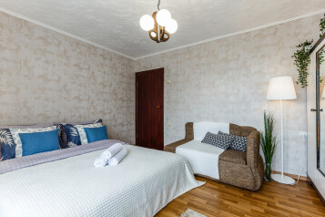 2-комн. квартира, 55 кв.м. на 5 человек, 15-я Парковая улица, 44, Москва - Фотография 1