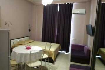 1-комн. квартира, 27 кв.м. на 4 человека, Белорусская улица, 20, Адлер - Фотография 1