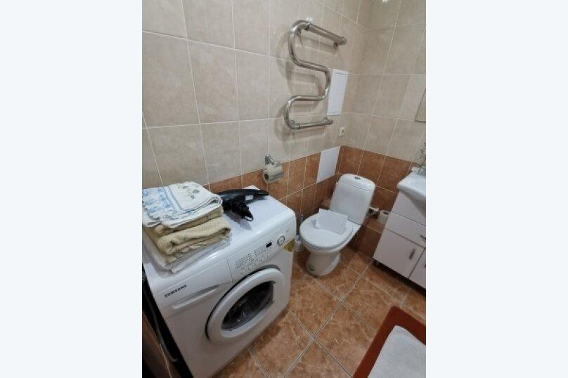 1-комн. квартира, 35 кв.м. на 2 человека, улица 8-й Воздушной Армии, 10А, Волгоград - Фотография 14