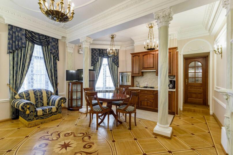 2-комн. квартира, 65 кв.м. на 4 человека, Итальянская улица, 29, метро Фрунзенская, Санкт-Петербург - Фотография 2
