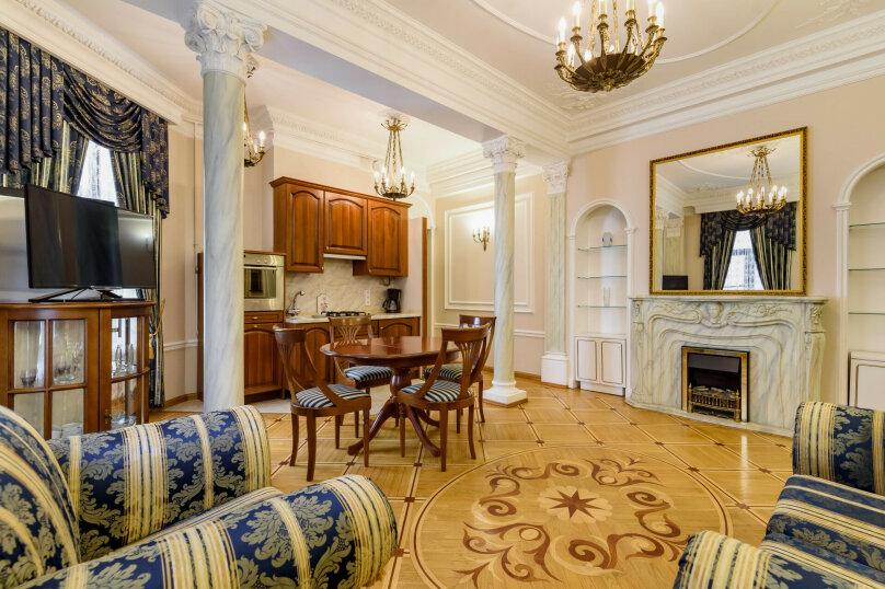 2-комн. квартира, 65 кв.м. на 4 человека, Итальянская улица, 29, метро Фрунзенская, Санкт-Петербург - Фотография 3