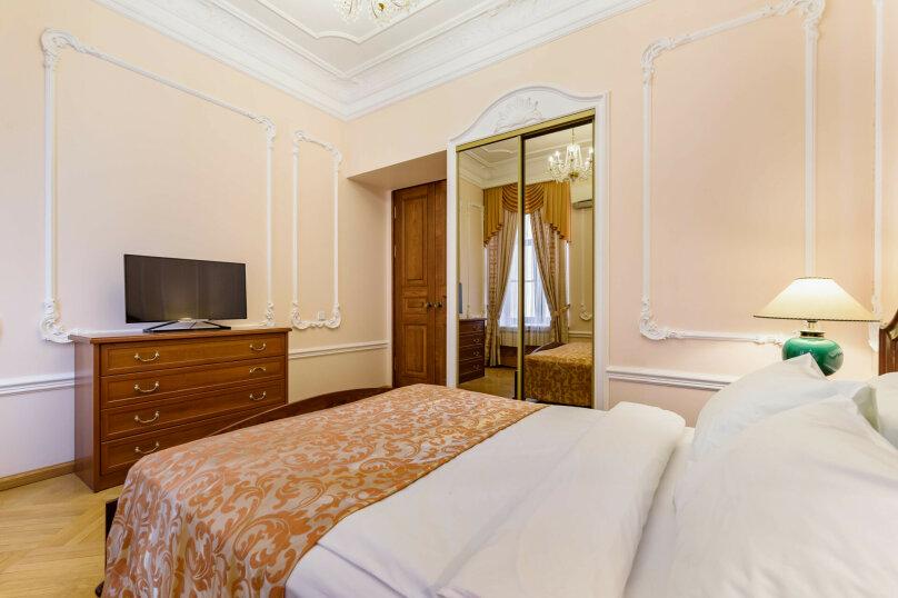 2-комн. квартира, 65 кв.м. на 4 человека, Итальянская улица, 29, метро Фрунзенская, Санкт-Петербург - Фотография 8
