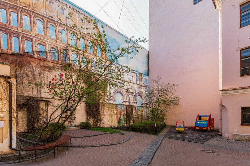 2-комн. квартира, 65 кв.м. на 4 человека, Итальянская улица, 29, метро Фрунзенская, Санкт-Петербург - Фотография 11