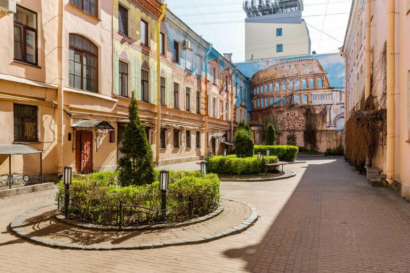 2-комн. квартира, 65 кв.м. на 4 человека, Итальянская улица, 29, метро Фрунзенская, Санкт-Петербург - Фотография 12