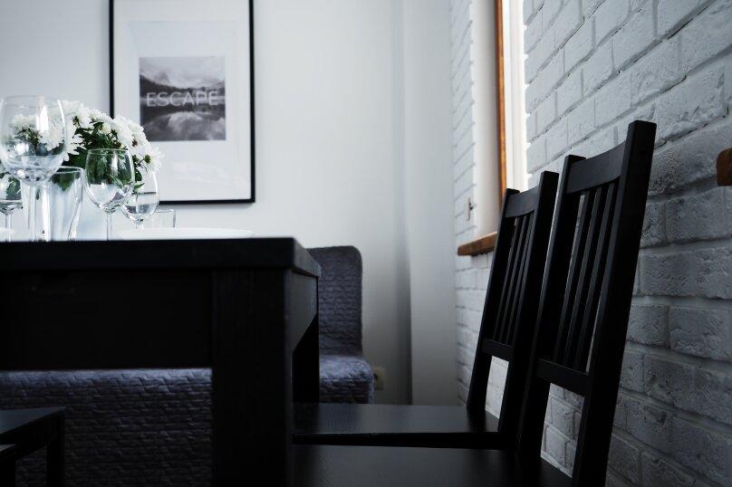 2-комн. квартира, 39 кв.м. на 5 человек, Переселенческая улица, 12, Эстосадок, Красная Поляна - Фотография 7