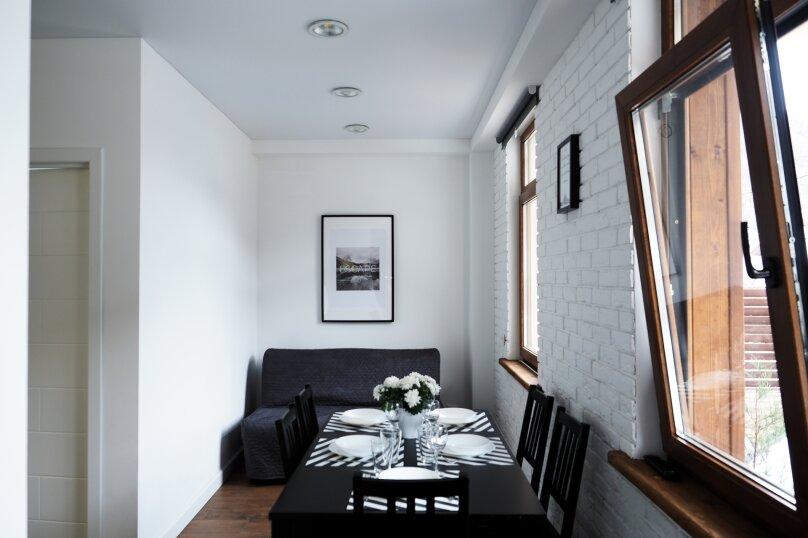 2-комн. квартира, 39 кв.м. на 5 человек, Переселенческая улица, 12, Эстосадок, Красная Поляна - Фотография 11