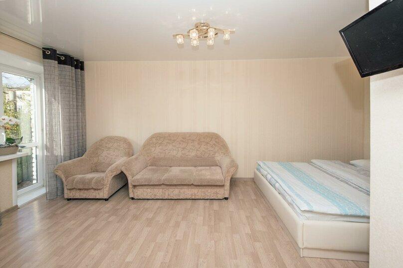 1-комн. квартира, 40 кв.м. на 3 человека, Зосимовская улица, 83, Вологда - Фотография 4