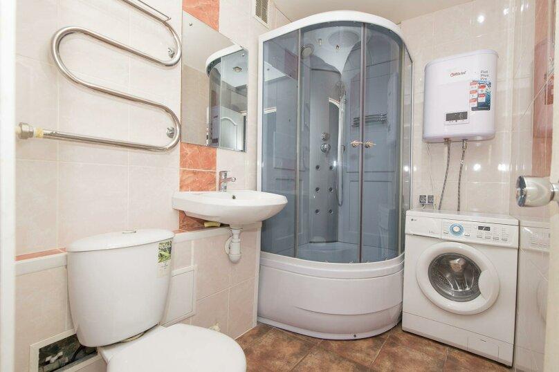 1-комн. квартира, 40 кв.м. на 3 человека, Зосимовская улица, 83, Вологда - Фотография 12