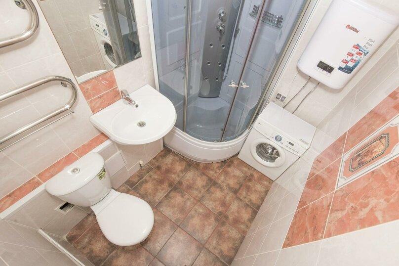 1-комн. квартира, 40 кв.м. на 3 человека, Зосимовская улица, 83, Вологда - Фотография 13