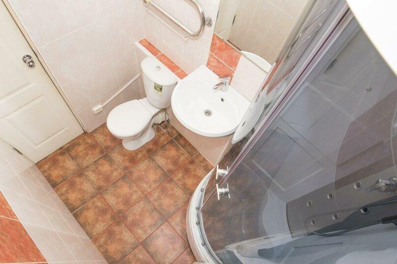 1-комн. квартира, 40 кв.м. на 3 человека, Зосимовская улица, 83, Вологда - Фотография 15