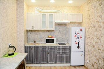 2-комн. квартира, 55 кв.м. на 6 человек, улица Морозова, 190, Сыктывкар - Фотография 1