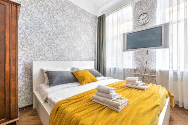3-комн. квартира, 70 кв.м. на 8 человек, Лиговский проспект, 44, Санкт-Петербург - Фотография 1