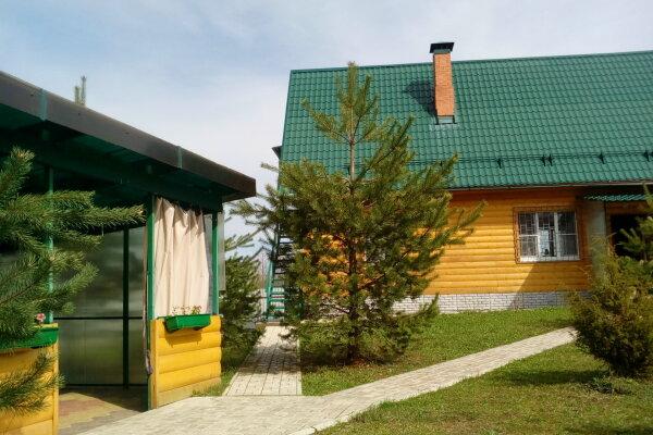 Дом с печью и баней и беседкой, 120 кв.м. на 10 человек, 3 спальни, Осташковский район, д.Неприе , 51, Осташков - Фотография 1
